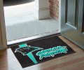 "Carolina Panthers 20"" x 30"" Welcome Door Mat"