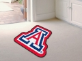 Arizona Wildcats Mascot Logo Cut-Out Floor Mat/Rug