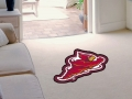 Iowa State Cyclones Mascot Cut-Out Floor Mat