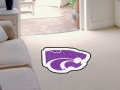 Kansas State Wildcats Mascot Cut-Out Floor Mat