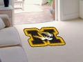 Missouri Tigers Mascot Cut-Out Floor Mat