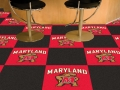 "Maryland Terrapins NCAA 18"" x 18"" Carpet Tiles"