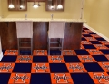 "Illinois Fighting Illini NCAA 18"" x 18"" Carpet Tiles"