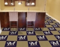 "Milwaukee Brewers MLB 18"" x 18"" Carpet Tiles"