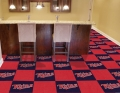 "Minnesota Twins MLB 18"" x 18"" Carpet Tiles"