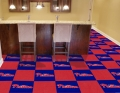 "Philadelphia Phillies MLB 18"" x 18"" Carpet Tiles"