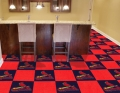 "St. Louis Cardinals MLB 18"" x 18"" Carpet Tiles"