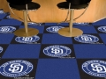 "San Diego Padres MLB 18"" x 18"" Carpet Tiles"