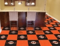 "San Francisco Giants MLB 18"" x 18"" Carpet Tiles"