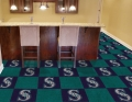 "Seattle Mariners MLB 18"" x 18"" Carpet Tiles"