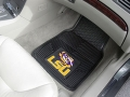 LSU Tigers Premium All Weather 2pc Rubber Car Floor Mats