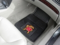 Maryland Terrapins Premium All Weather 2pc Rubber Car Floor Mats