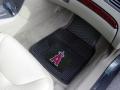 Los Angeles Angels Premium All Weather 2pc Rubber Car Floor Mats