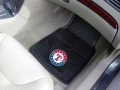 Texas Rangers Premium All Weather 2pc Rubber Car Floor Mats
