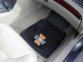Illinois Fighting Illini Premium All Weather 2pc Rubber Car Floor Mats