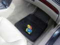 Kansas Jayhawks Premium All Weather 2pc Rubber Car Floor Mats
