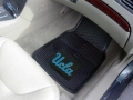 UCLA Bruins Premium All Weather 2pc Rubber Car Floor Mats