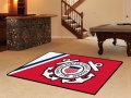 U.S. Coast Guard Area House Rugs