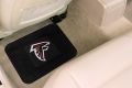 "Atlanta Falcons 14"" x 27"" All Weather Vinyl Utility Mats"