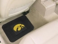 "Iowa Hawkeyes 14"" x 27"" All Weather Vinyl Utility Mats"