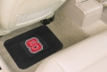 "NC State Wolfpack 14"" x 27"" All Weather Vinyl Utility Mats"