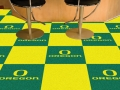 "Oregon Ducks NCAA 18"" x 18"" Carpet Tiles"