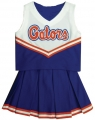 Florida Gators NCAA College Youth Cheerleading Outfits-FREE SHIPPING