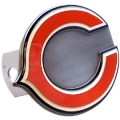 Chicago Bears NFL Oversize Hitch Cover