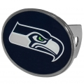 Seattle Seahawks NFL Oval Hitch Cover