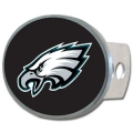 Philadelphia Eagles NFL Oval Hitch Cover