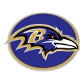 Baltimore Ravens NFL Oversize Hitch Cover