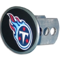 Tennessee Titans NFL Oval Hitch Cover