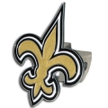 New Orleans Saints Logo Style NFL Hitch Cover