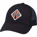 International Trucks Lightweight Black Mesh Cap