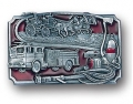 American FireFighter 3D Belt Buckle