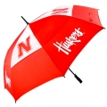 Nebraska Cornhuskers NCAA Windsheer II Auto-Open Golf Umbrella