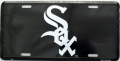 Chicago White Sox Aluminum License Plate