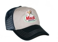 Mack Trucks Blue Mesh Retro Snapback Cap