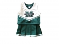 Marshall Thundering Herd NCAA College Youth Cheerleading Outfits-FREE SHIPPING