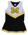 Missouri Tigers NCAA College Youth Cheerleading Outfits-FREE SHIPPING