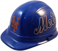 New York Mets OSHA Approved MLB Hard Hat