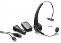 MobileSpec Bluetooth v2.0 Single Ear Headset with Boom Mic, Answer/End & Volume Control