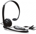 MobileSpec Over-the-Head Hands-Free Headset with Extended Mic & Answer/End Button
