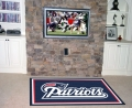 New England Patriots NFL Area House Rugs