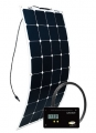 Go Power GP100 Bendable Solar Flex Kits for Boats, RV's, Semis
