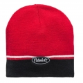Peterbilt Motors Windfall Striped Winter Beanie Cap