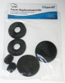 VXI BlueParrott B250XT & XT Plus Replacement Ear and Microphone Covers-Free Shipping