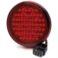 "RoadPro LED 4"" Sealed Stop/Turn/Tail Light with Female 3-Prong Connector"