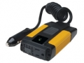 PowerDrive 100 Watt DC to AC Power Inverter w/USB Port & Coiled Power Cord