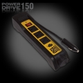 PowerDrive 150 Watt DC to AC Power Inverter Strip w/USB Port & 3 Outlets